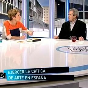 Entrevista a José Jiménez en 'La 2'