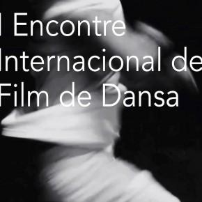 Luis Álvarez Falcón da la conferencia inaugural del I Encuentro Internacional de Film de Danza