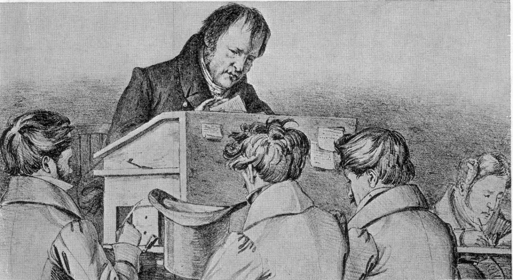 Hegel-lecturing-in-Berlin