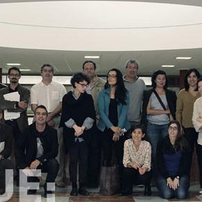 Así fue el Encuentro Hispano-Portugués de Estética