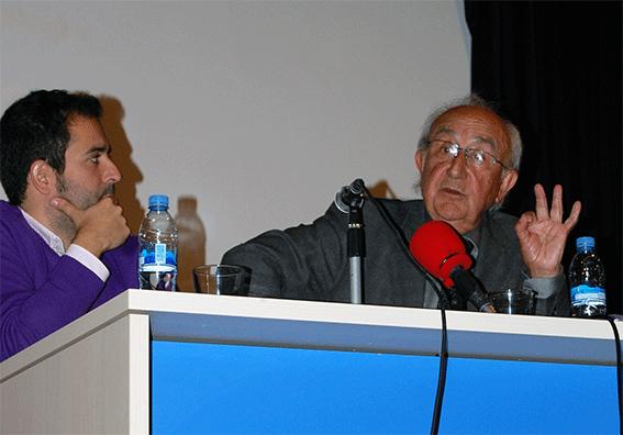 José Romero Portillo y Víctor Márquez Reviriego
