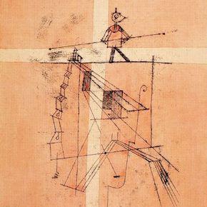 José Jiménez: 'Paul Klee. El equilibrista de lo visible'