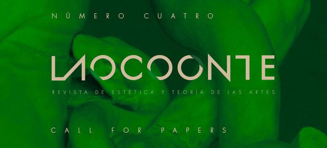 Laocoonte 4: 'Estética de las creaciones escénicas'