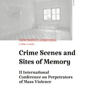 Escenas de crimen y lugares de memoria