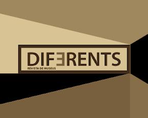 Diferents. Revista de museus: museos diferentes