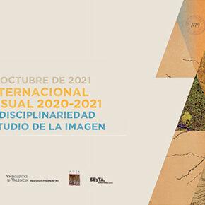 Programa del III Simposio Internacional de Cultura Visual 'La interdisciplinariedad en el estudio de la imagen'